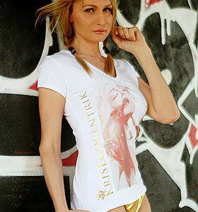 T-shirt Donna Madonna Limited Edition