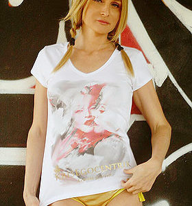 T-shirt Madonna Limited Edition